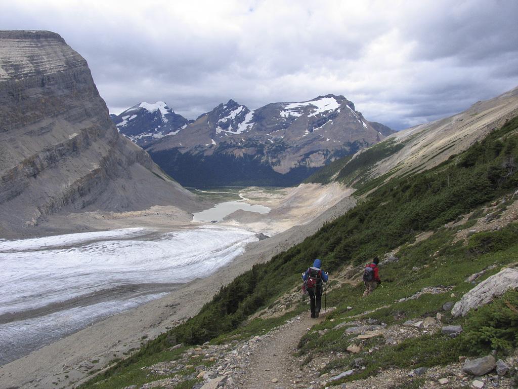 Snowbird Pass – Mt. Robson ProvincialPark