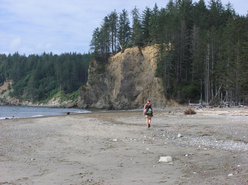 Third Beach to Strawberry Point