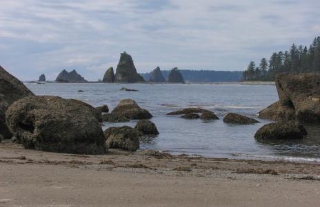 Third Beach to Strawberry Point