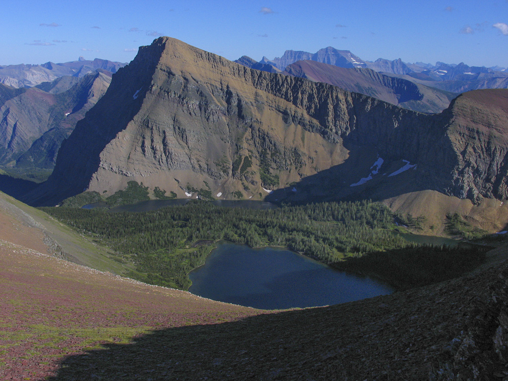 Hawkins Horseshoe – Waterton Lakes National Park