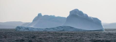 Iceberg in Notre Dame Bay