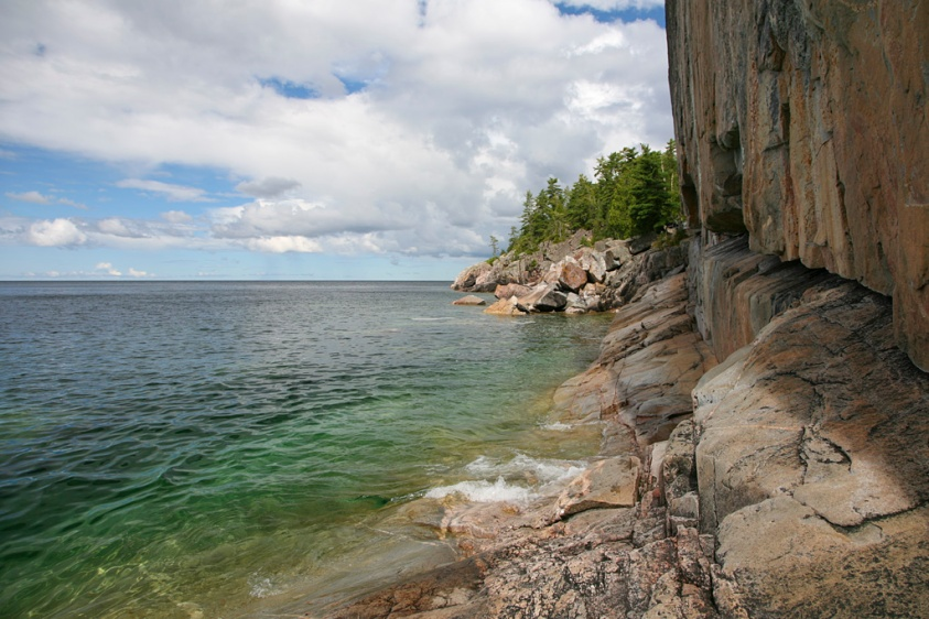 Agawa Rock Trail, Lake Superior Provincial Park