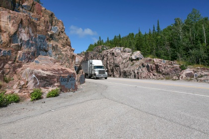 Highway 17, Lake Superior Provincial Park