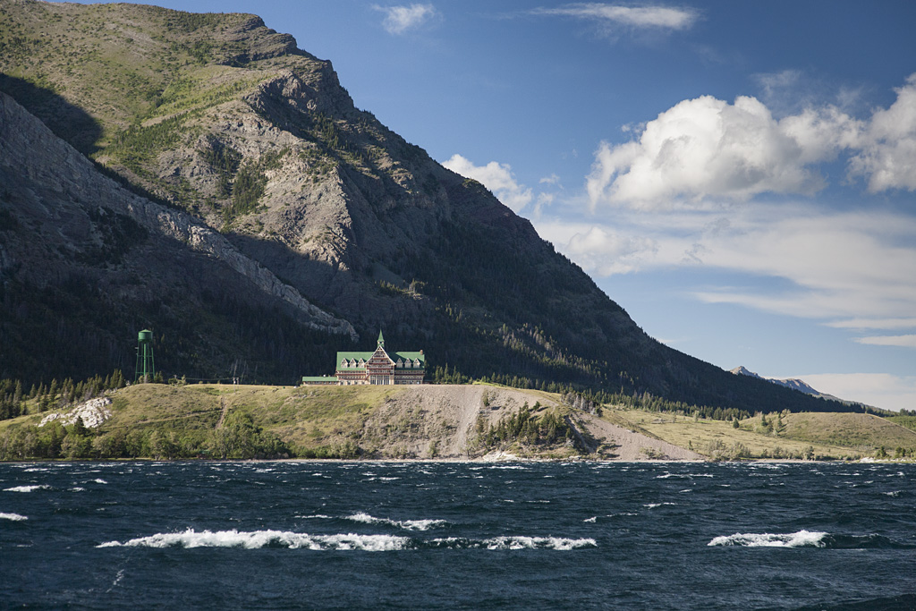 Waterton Townsite – Waterton Lakes National Park