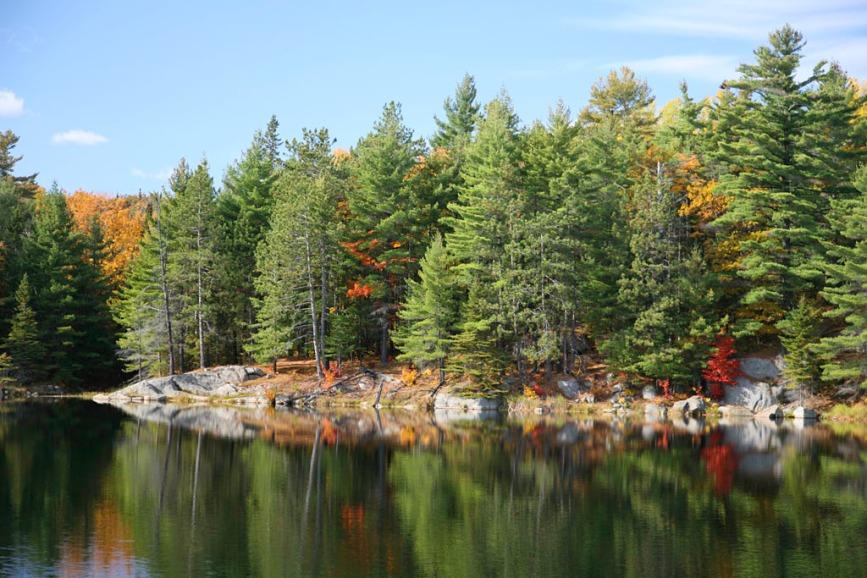 Lac Racine
