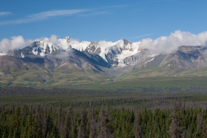 St. Elias Mountains, Kluane National Park