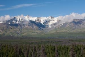 St. Elias Mountains, Kluane National Park
