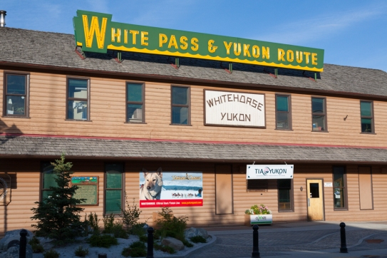 Golden Circle Route: Whitehorse