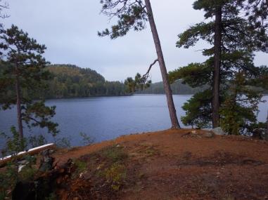 Algonquin Park: Cedar Lake to Laurel Lake