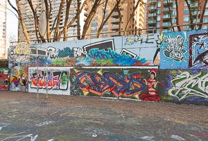 Tech Wall