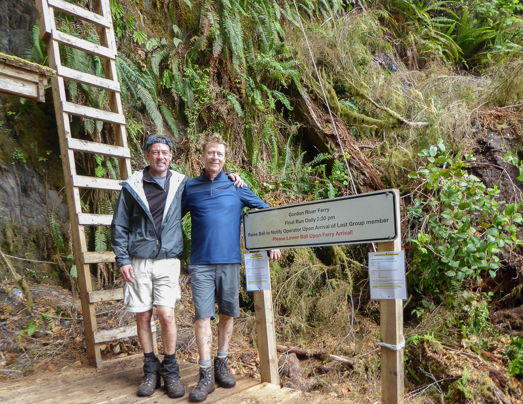 Pacific Rim National Park's West Coast Trail