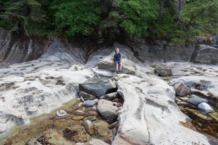 Cribs Creek to Walbran Creek