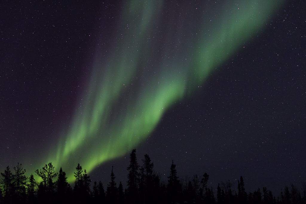 Yellowknife's Northern Lights